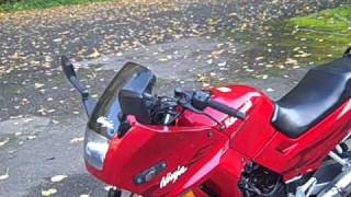 6. Kawasaki Ninja 250 (2006): Pro's and Con's/Review (Vlog#7)