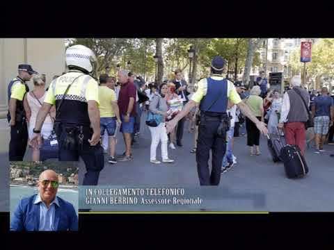 ATTACCO A BARCELLONA : GIANNI BERRINO NELLA ZONA DI CAMBRILS