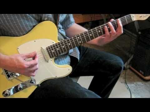 Guitar Lesson: Fortunate Son by Creedence Clearwater Revival ...