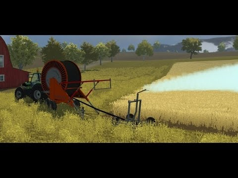 Irrigation pack v1.0