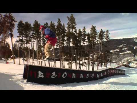 2013 VCA Best Park and Pipe: Keystone Resort, Colorado