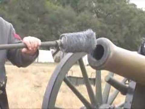 Cannon - The most famous cannon of the civil war was the Napoleon cannon. It was developed in France and used by both the Confederate and the Union armies. It's full ...
