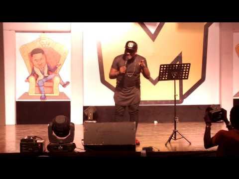 MC AJEBO EXPOSES FATHER'S SECRETARY -  Nigeria Comedy (Stand up Comedy) (Live Show)