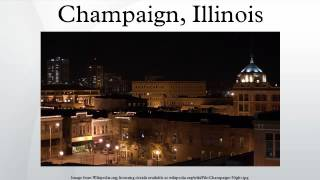 Champaign (IL) United States  city photos gallery : Champaign, Illinois