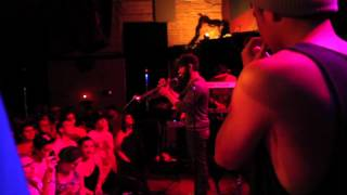 Freestyle Jam with Dumfoundead and The Breezy Lovejoy Band in Madison