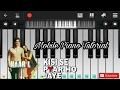 Kisi Se Pyar Ho Jaye | Kaabil | Hrithik Roshan | Yami Gautam | Jubin Nautiyal | Mobile Perfect Piano