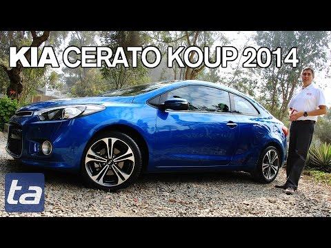 Kia Cerato Koup 2014 en Perú | Review y Test Drive en Full HD | Todoautos.pe