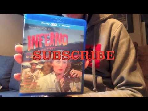 Inferno (1953) 3D blu-ray Review