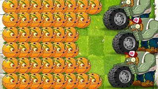 Plants vs Zombies 2 Citron and Fila Mint Challenge - Plantas Contra Zombies 2 Gameplay