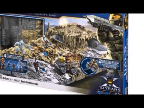 Video YouTube video advertisement of the Halo Battlescape