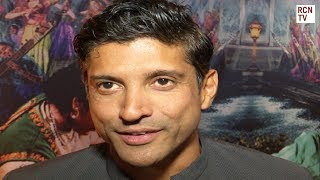 Farhan Akhtar Interview Lucknow Central Subscribe to Red Carpet News: http://bit.ly/1s3BQ54Red Carpet News TV talks to Bollywood stars Farhan Akhtar, Javed Akhtar, Shabana Azmi and Irrfan Khan at the BAFTA tribute to India cinema and director K. Asif's iconic masterpiece Mughal-E-Azam.  We also speak to Deepesh Salgia about the restored and colourized version of Mughal-E-Azam and Feroz Khan about the musical stage adaptation. Check out our other videos for more exclusive Indian cinema content, thanks for watching and don't forget to subscribe. Red Carpet News brings you all the latest Film & Entertainment News. Featuring exclusive content and interviews for Game Of Thrones, Sherlock, Marvel, Star Wars, Harry Potter, Downton Abbey, Doctor Who and so much more.Visit our homepage at http://www.redcarpetnewstv.com or follow us on Twitter @RedCarpetNewsTV for exclusive daily updates, reviews, photo galleries and more. Don't forget to subscribe and thanks for watching