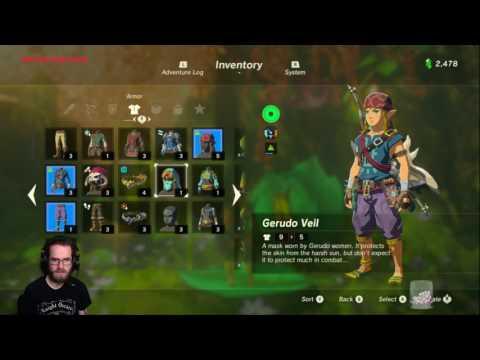 Lobos Plays The Legend of Zelda: Breath of the Wild (Pt. 9) (видео)