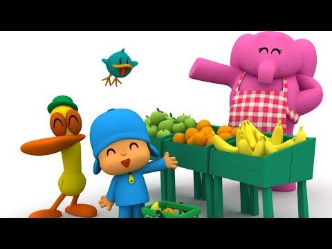 POCOYO season 1 long episodes in ENGLISH PART 6 - 30 minutes - CARTOONS for kids