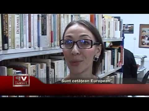 """""""Sunt cetatean European"""""""