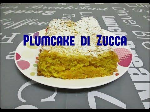 video ricetta: bimby - plumcake di zucca.