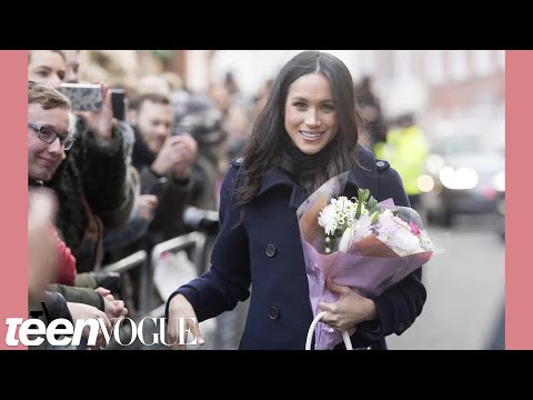 We Must Protect Meghan Markle | The Teen Vogue Take