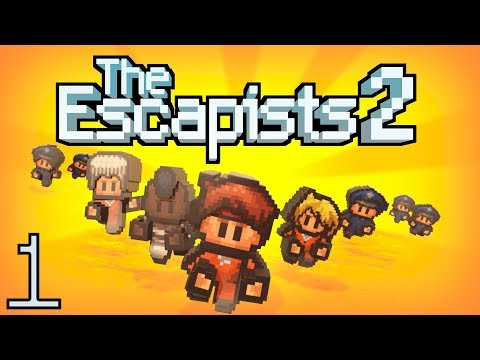 The Escapists 2 [The Glorious Regime] Часть 1