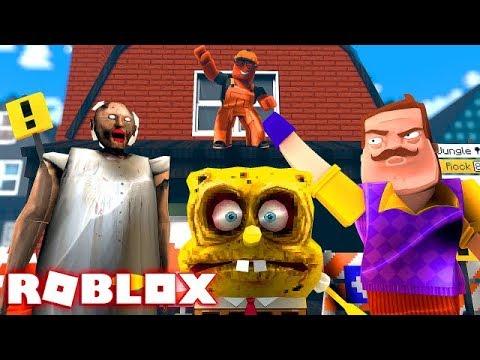 BUILD TO SURVIVE! | Roblox Escape The Monsters