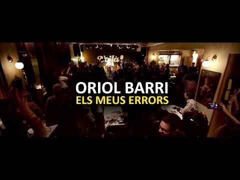 Oriol Barri – Els meus errors