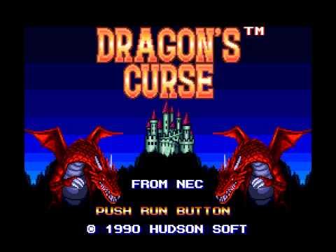 dragon's curse pc engine rom