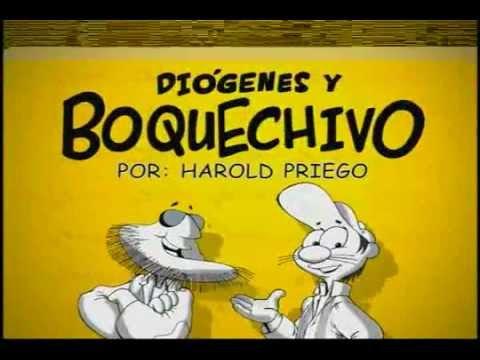 Diogenes Y Boca de Chivo