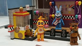 8. Five Nights At Freddy's Mcfarlane Toys 2019 Lineup!