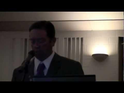 Wilmington Mayor Marty Orr on Illiana Corridor B3