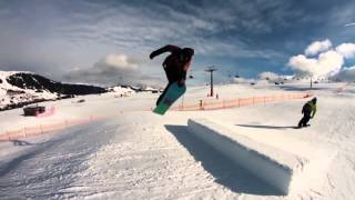 ALMisode n°1 | Snowboard Edit 2013 HD
