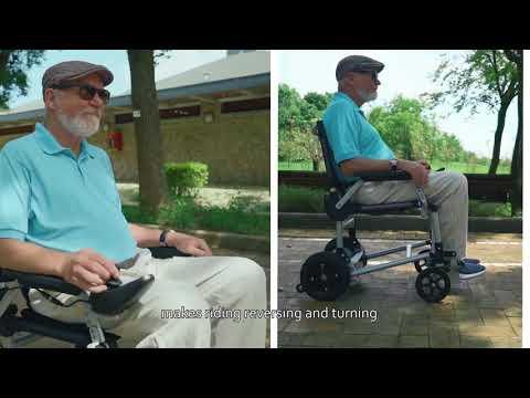 Joy Rider摺合電動輪椅