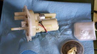7. Fuel filter replacement honda rancher