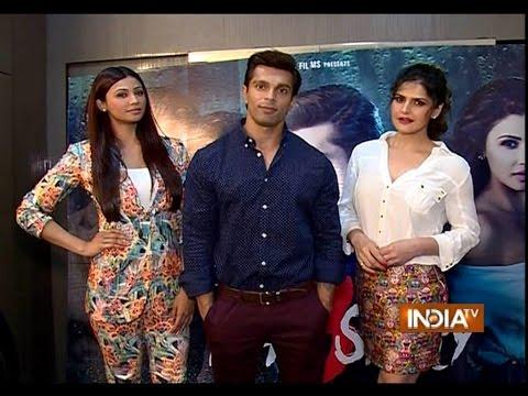 Hate Story 3: Zarine Khan, Daisy Shah, Karan Singh Grover Exclusive Interview