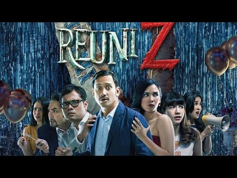 FILM HOROR KOMEDI INDONESIA - REUNI Z FULL MOVIE