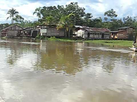 Rio Atrato, Quibdó, Colombia