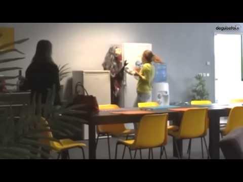 Camera cachée : Halloween chez Déguise-Toi