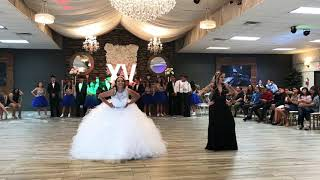 Video Alyssa's Quinceñera Surprise dance with mom (also with her sibling) MP3, 3GP, MP4, WEBM, AVI, FLV Agustus 2018