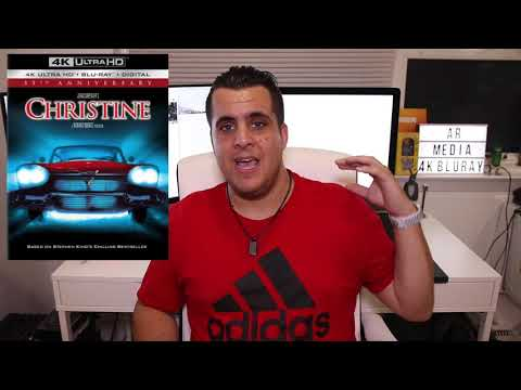 Christine 4K Blu-Ray Review