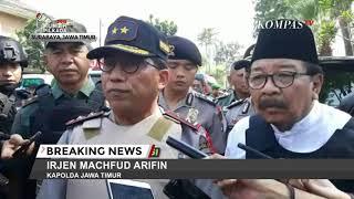 Video Ledakan Bom, Kapolda Jatim: Mungkin Imbas Rusuh Mako Brimob MP3, 3GP, MP4, WEBM, AVI, FLV Agustus 2018