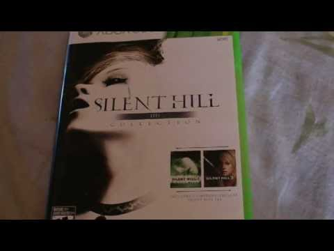 silent hill hd collection xbox 360 bugs