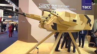 IDEX 2017: международная оборонная выставка в Абу-Даби