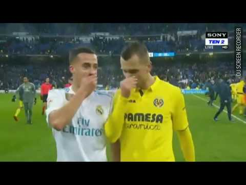 Real Madrid vs Villarreal 0-1 Highlights 13/01/18