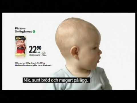 Söt Coop reklam