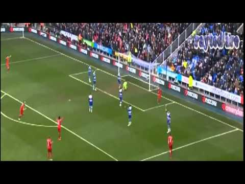 Alex McCarthy (Reading) Vs Liverpool