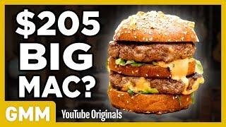 Video $205 Big Mac Taste Test MP3, 3GP, MP4, WEBM, AVI, FLV Januari 2018