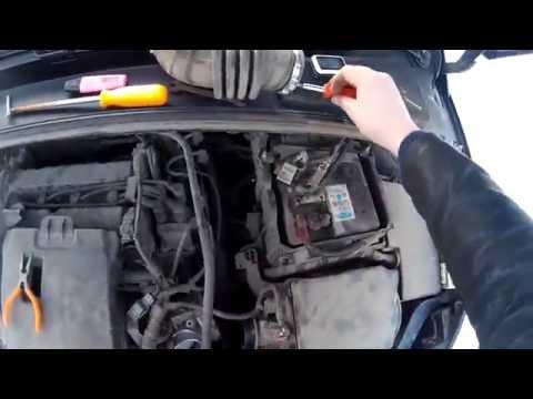 Дроссельная заслонка форд фокус 3 где находится фотка