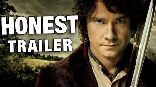 The Hobbit: An Unexpected Journey - Honest (Funny) Trailers