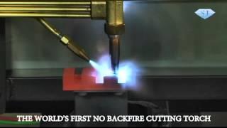 video thumbnail No Backfire Gas Cutting Torch (SJ-V901) youtube