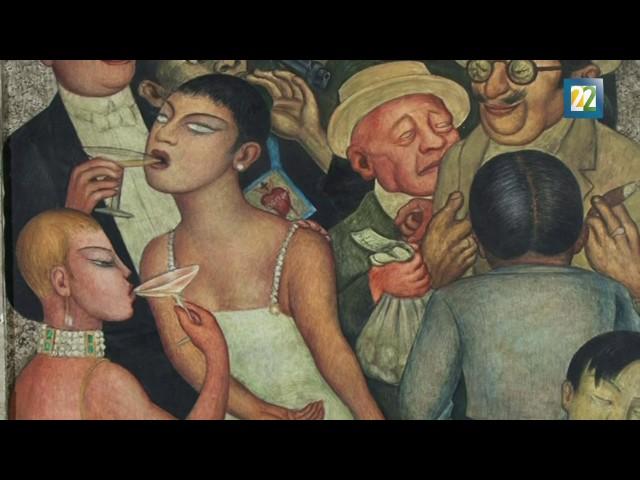 El arte mexicano del siglo XX llega a los Estados Unidos