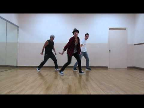 Dj Got Us Fallin' In Love - Choreography By Diyor Yuldashev (D.Y)