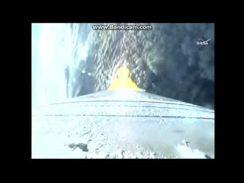The Cygnus resupply rocket nbsp took off Successfully On