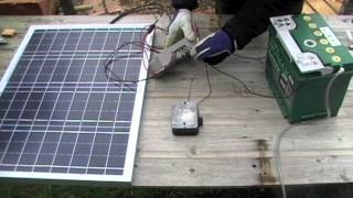 Video Solar powered shed: 01 Basic solar setup MP3, 3GP, MP4, WEBM, AVI, FLV Juli 2018
